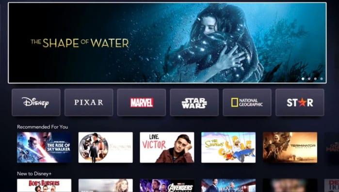 Star si aggiunge a Disney Plus
