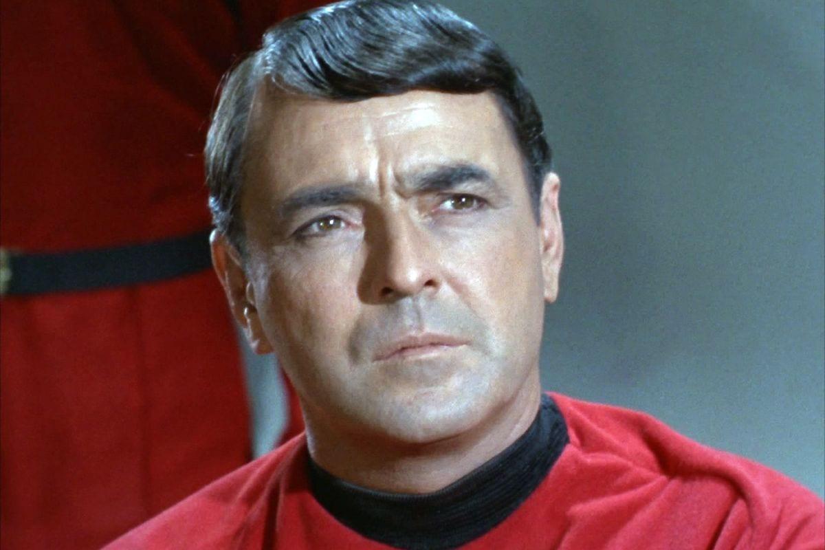 Star Trek: Richard Garriott ha portato le ceneri di Scotty sulla Stazione Spaziale Internazionale