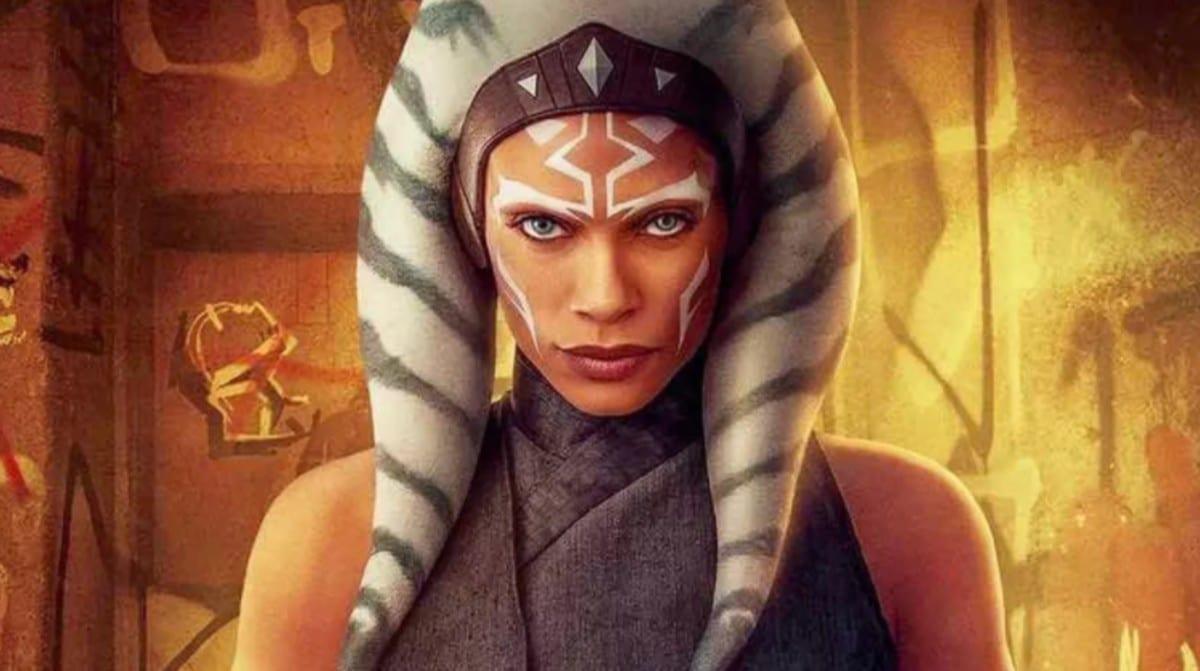 Star Wars: Ahsoka, in arrivo la serie con protagonista Rosario Dawson
