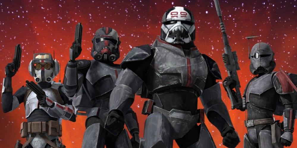 il trailer di Star Wars: The Bad Batch