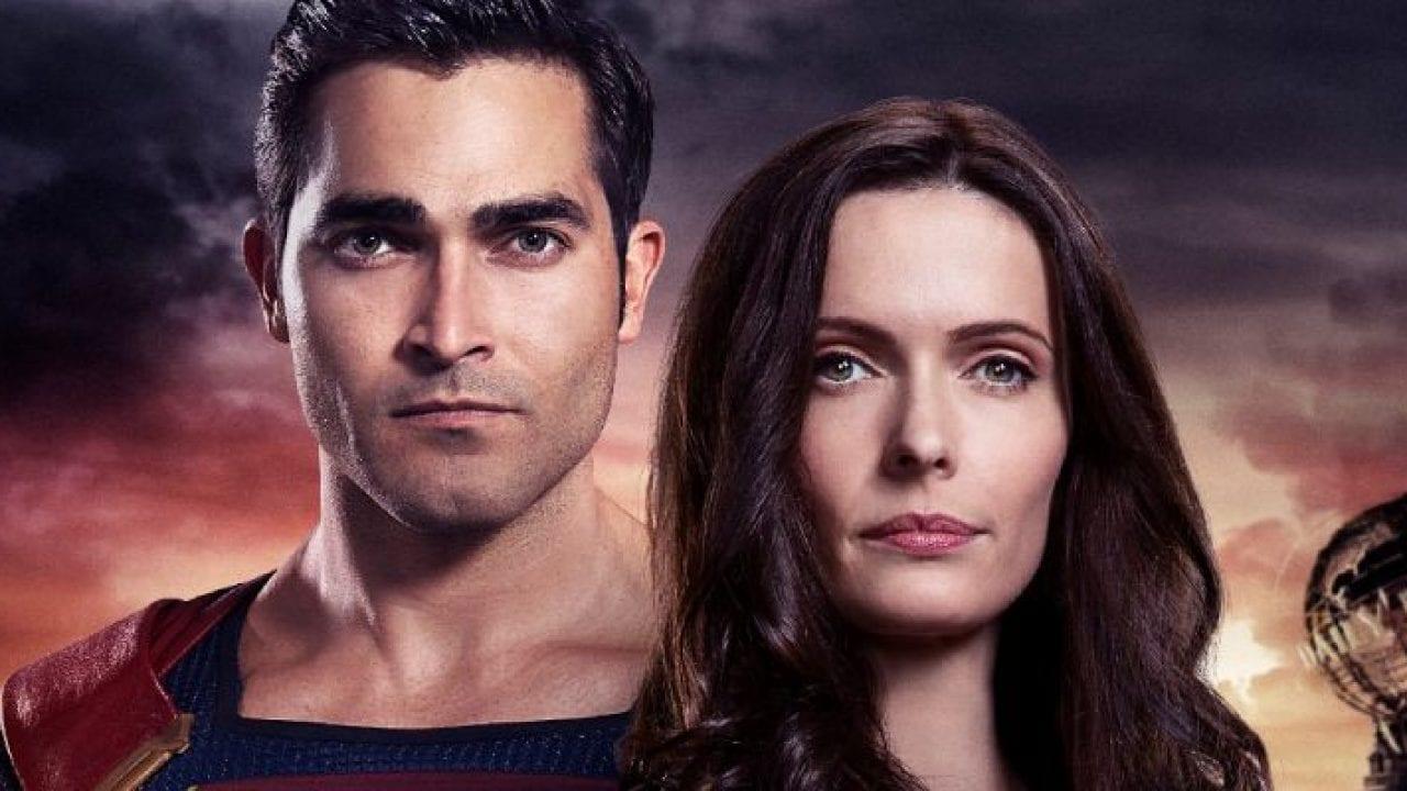 Superman & Lois: svelato il costume ufficiale indossato da Tyler Hoechlin