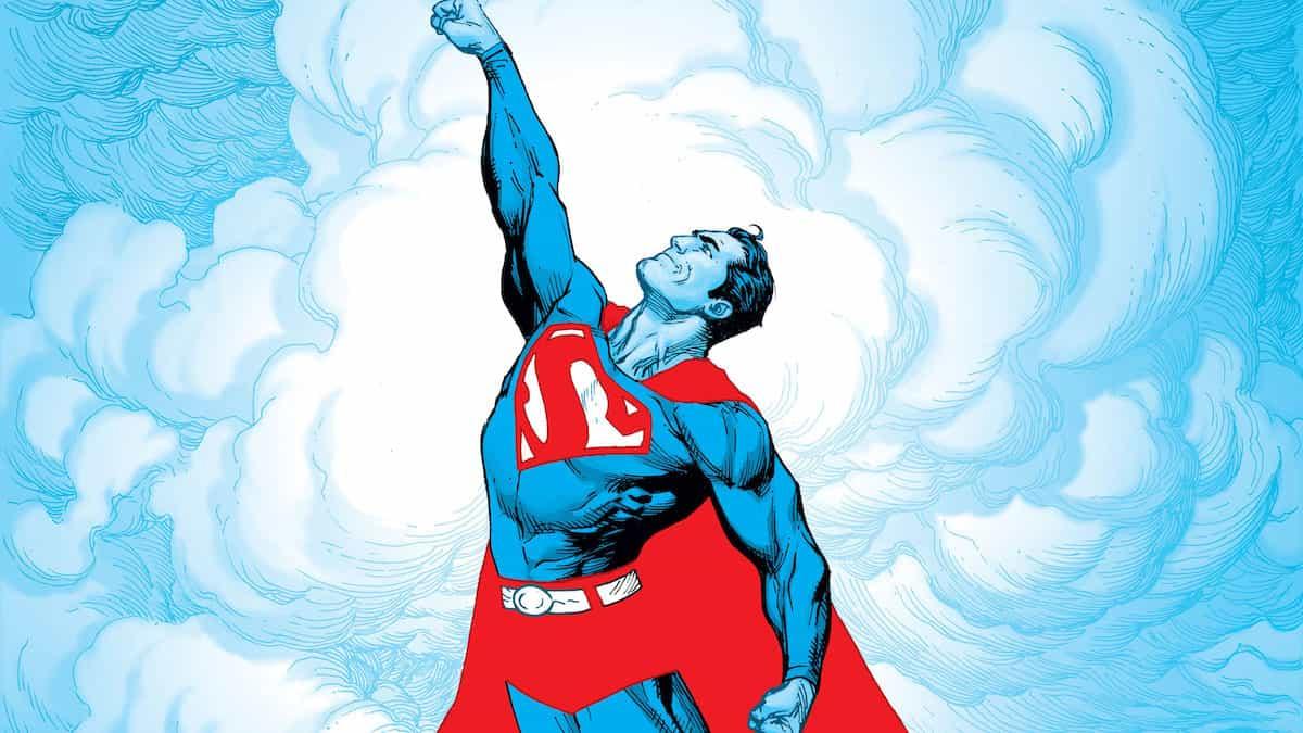 Superman: Red & Blue, nuova miniserie per l'Uomo d'Acciaio