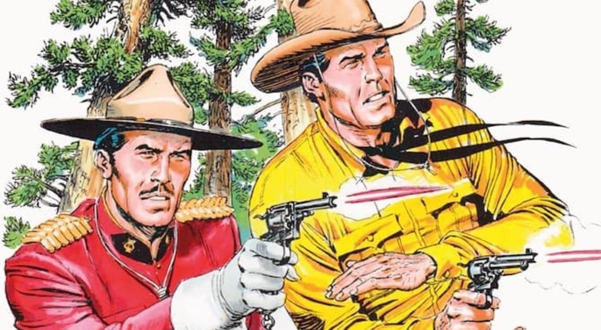 Tex Magazine 2021: alcune tavole del fumetto Bonelli