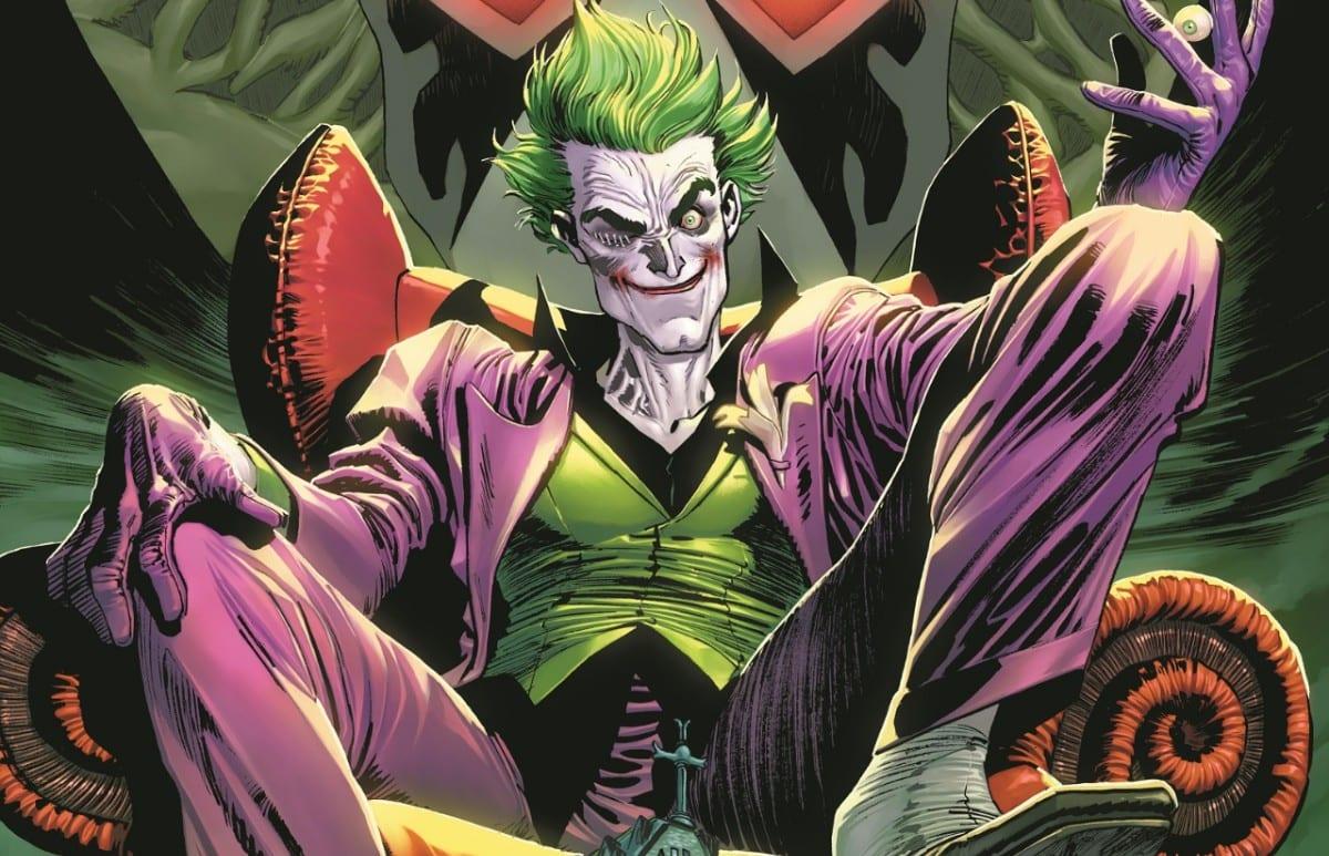 The Joker: in arrivo la serie mensile dedicata al pagliaccio di Gotham City