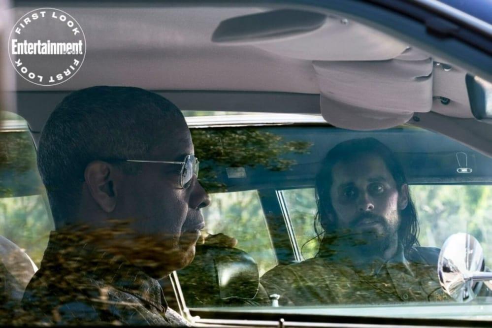 The Little Things: prime foto dal set del film con Denzel Washington