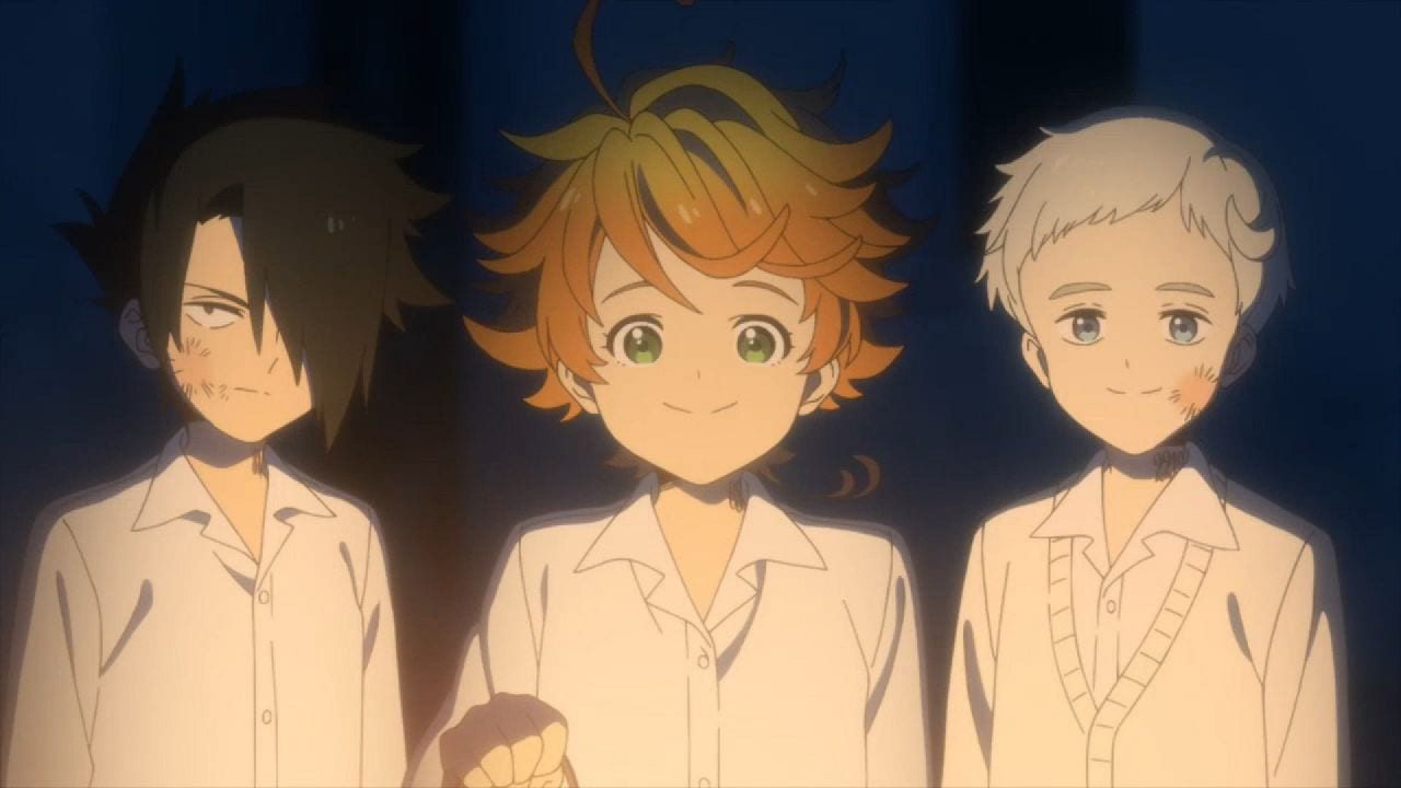 il trailer di The Promised Neverland