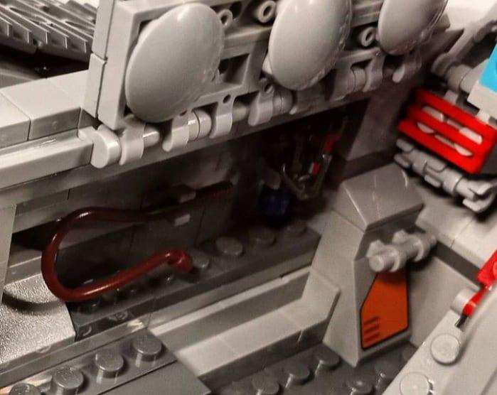 LEGO ThunderTank