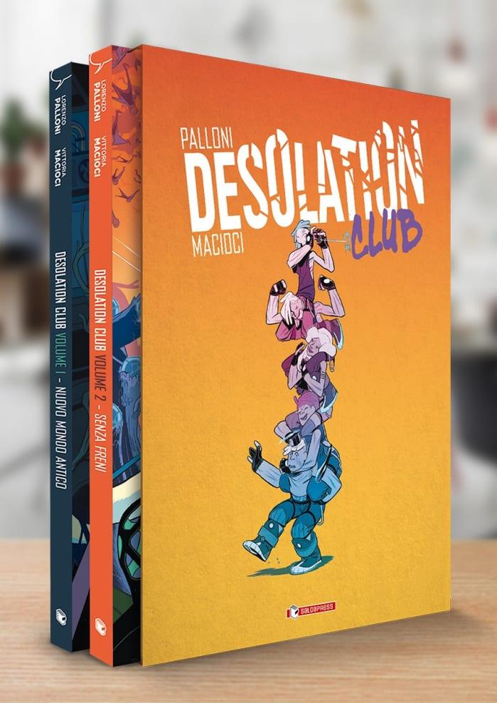 Desolation Club_