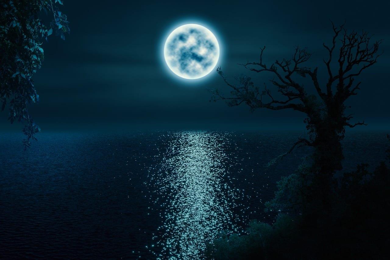 Luna: come controlla le emissioni di metano