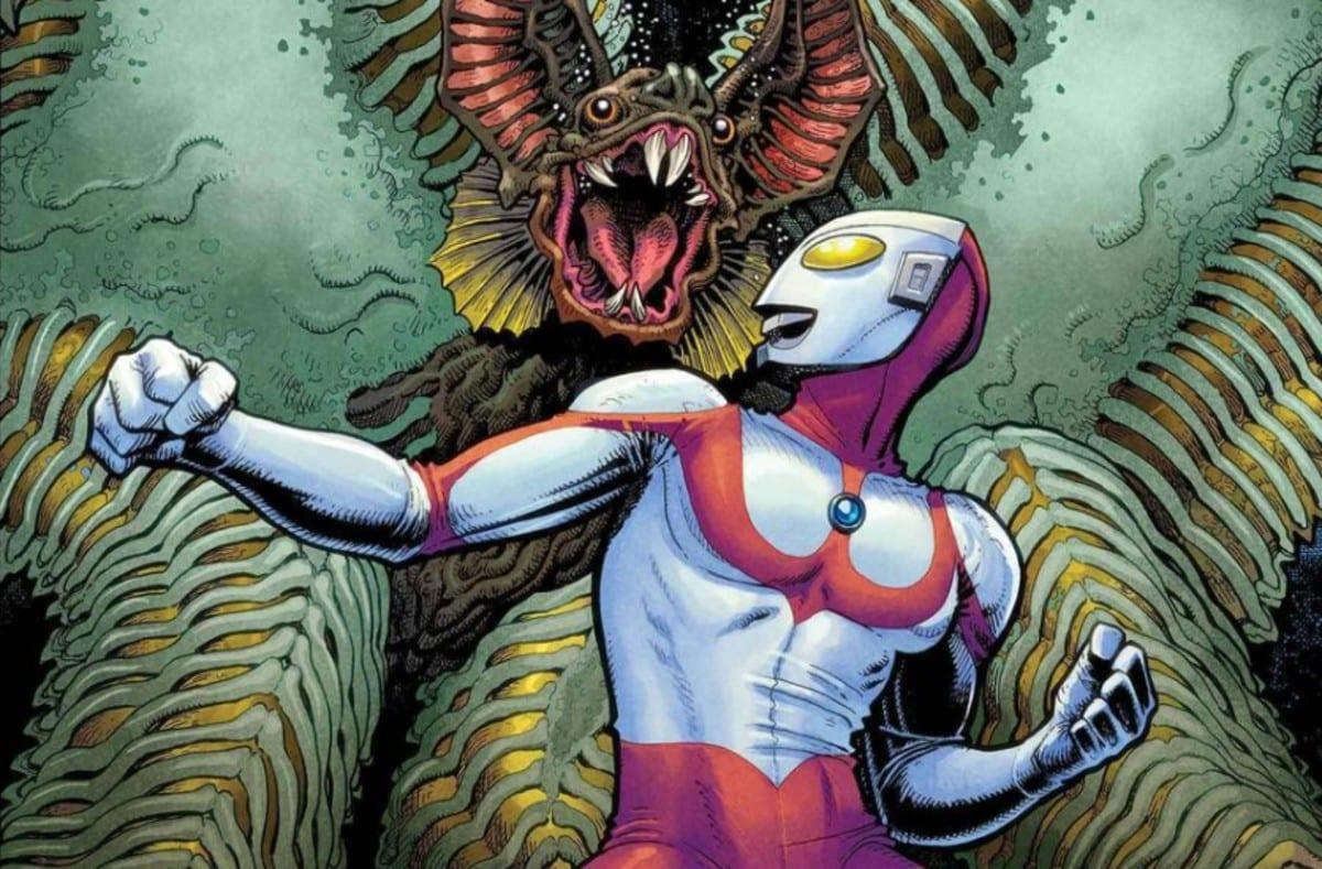Trials of Ultramen: la nuova miniserie targata Marvel