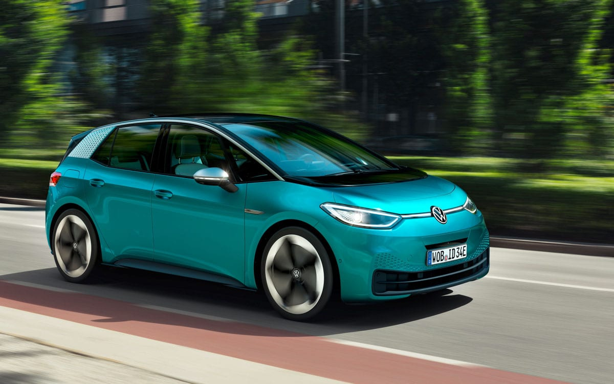 Volkswagen ID.3 GTX: la piccola elettrica avrà una versione sportiva
