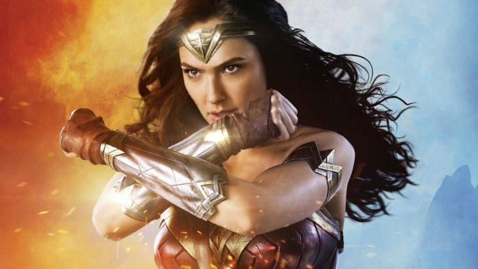 wonder woman, film attesi 2021