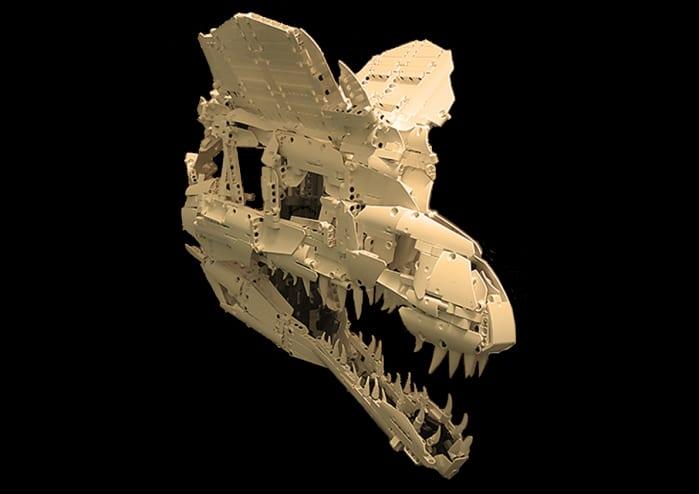 LEGO Velociraptor