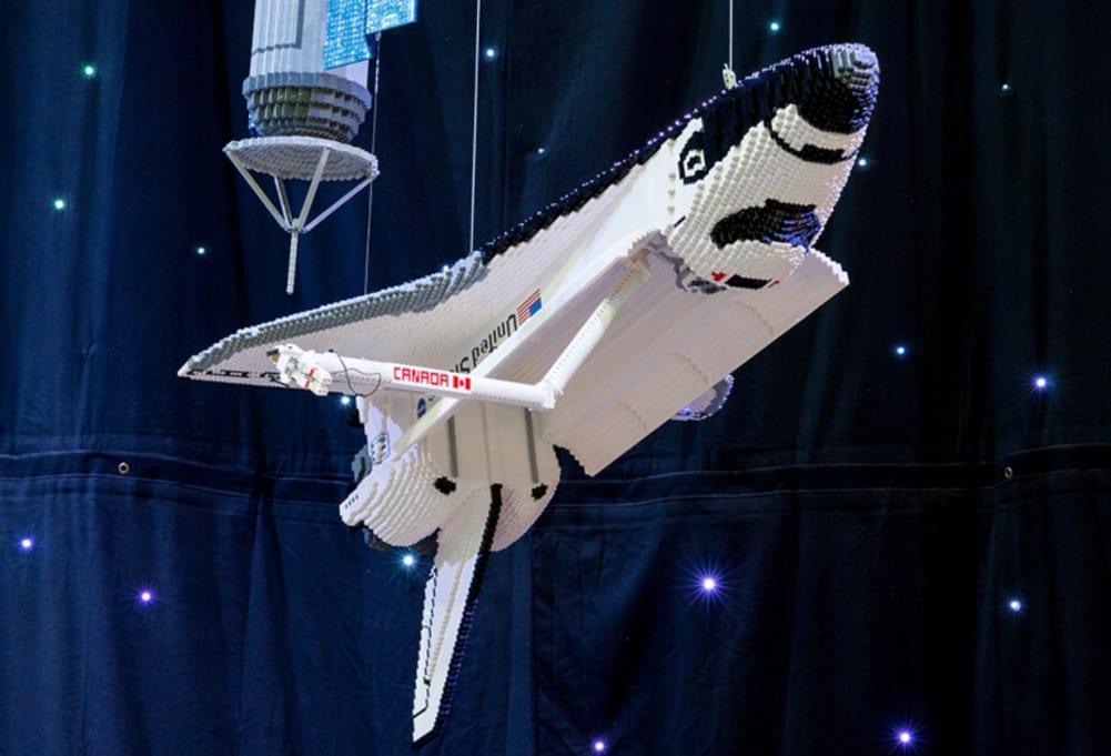 LEGO Space Shuttle Columbia
