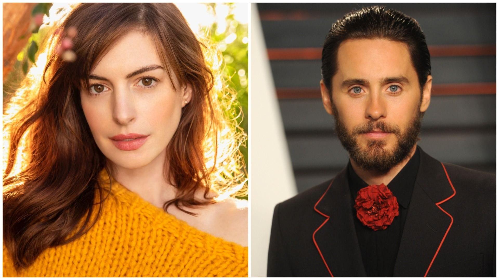 Anne Hathaway e Jared Leto reciteranno nella serie su WeWork di Apple