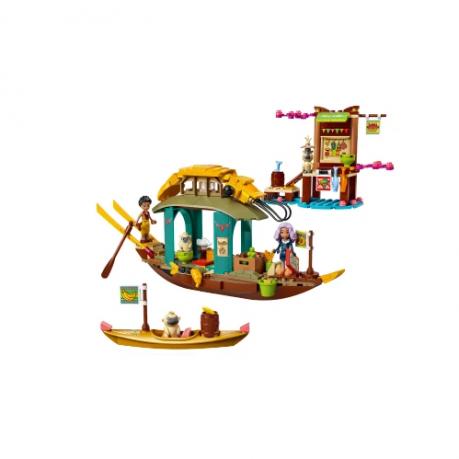 LEGO Raya The Last Dragon, le immagini dei primi tre set ...