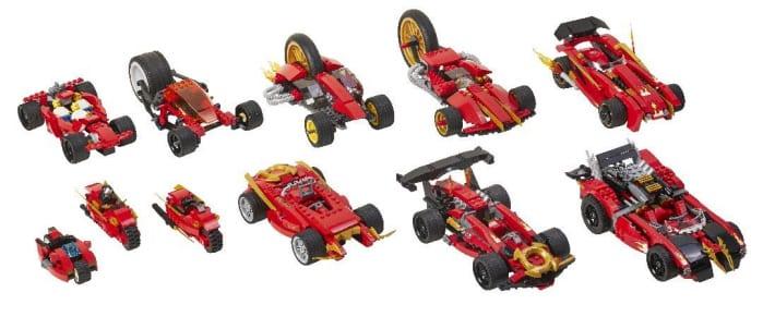 Prototipi LEGO Ninjago