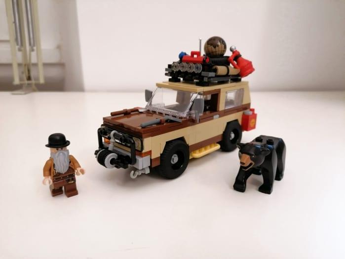 ponte pericolante LEGO