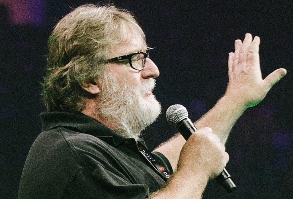 Gabe Newell e il mondo dei videogame proiettati direttamente nel cervello