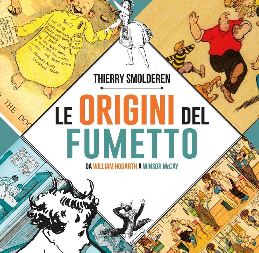 Le origini del fumetto: arriva in Italia il saggio pluripremiato in Francia