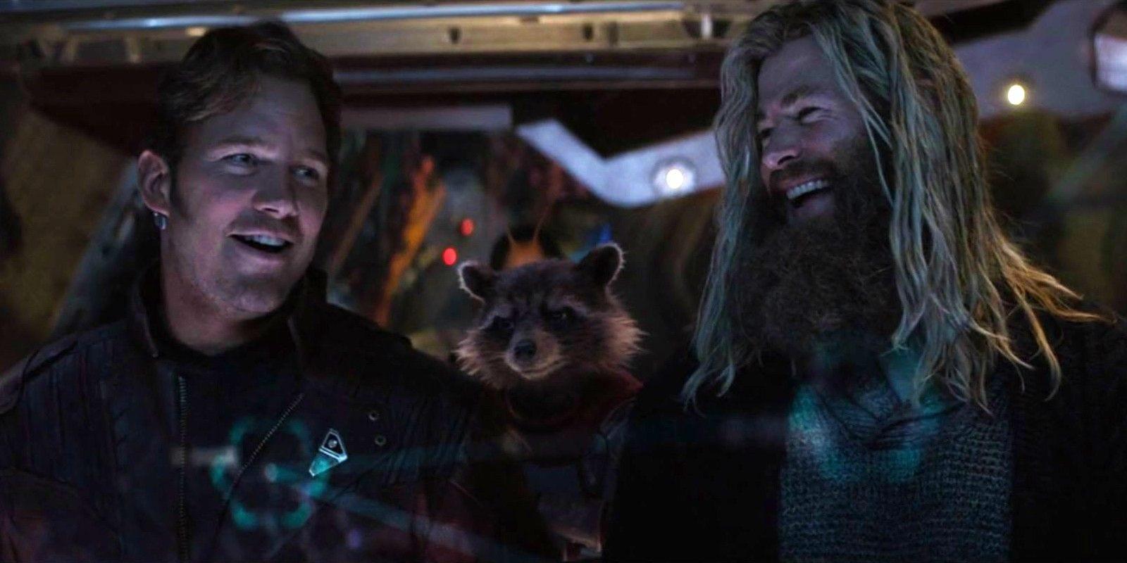 Thor 4: Chris Hemsworth insieme a Chris Pratt mentre iniziano le riprese
