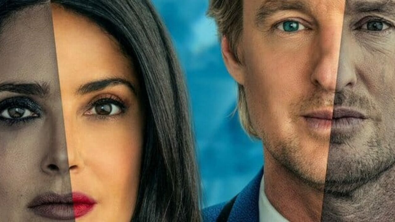 Bliss: il trailer del film sci-fi di Prime Video con Owen Wilson e Salma Hayek