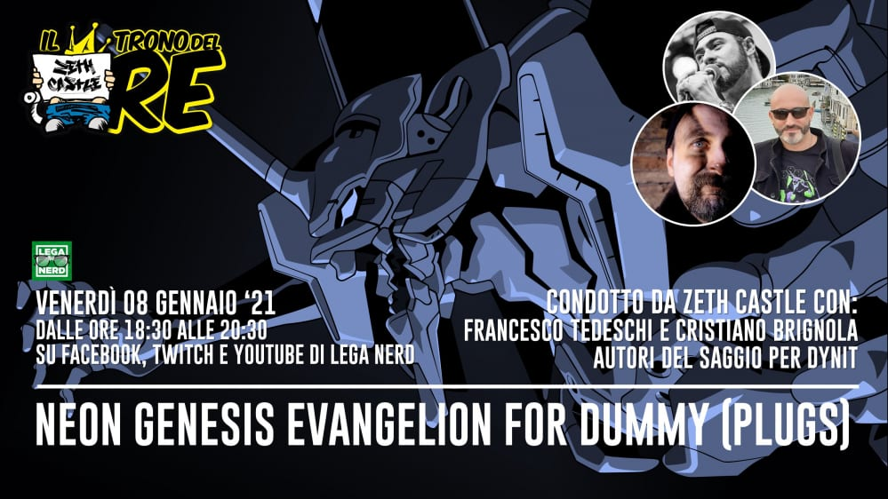 EVANGELION FOR DUMMY PLUGS