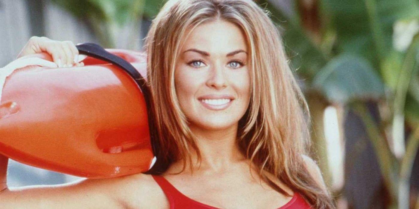 Baywatch: Carmen Electra vorrebbe partecipare a un possibile reboot
