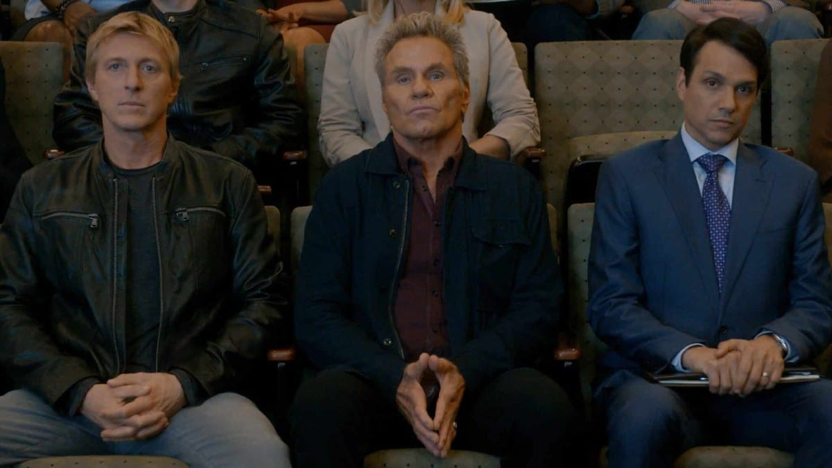 Cobra Kai 3: in un video tutti gli easter egg che legano la serie a Karate Kid