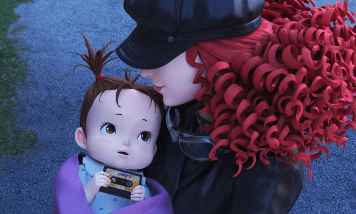 Earwig e la strega: Studio Ghibli ha pubblicato la prima scena del film