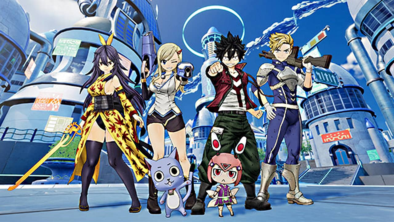 Edens Zero debutterà come anime ad aprile 2021 in Giappone