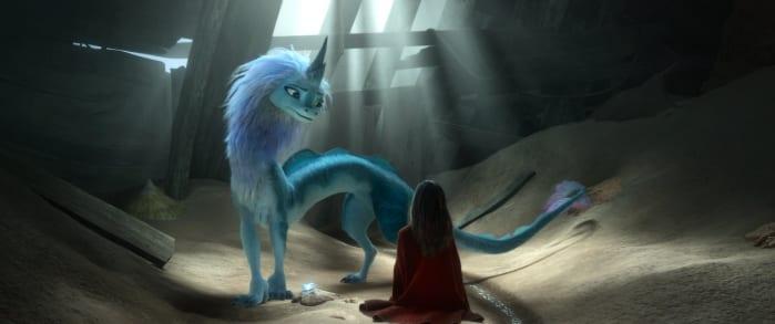 LEGO Raya The Last Dragon