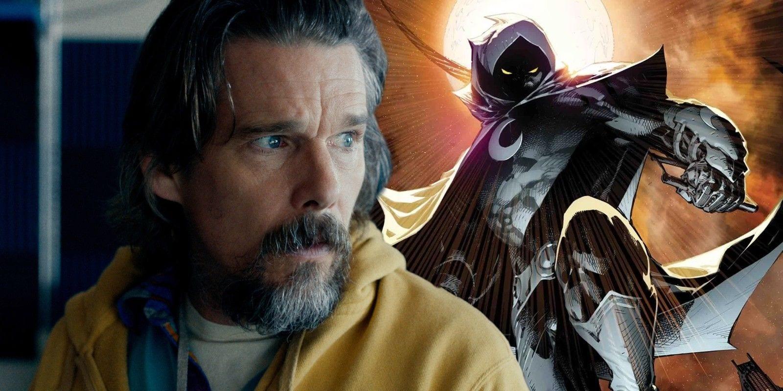 Moon Knight: Ethan Hawke rivela perché ha deciso di fare il villain della serie TV
