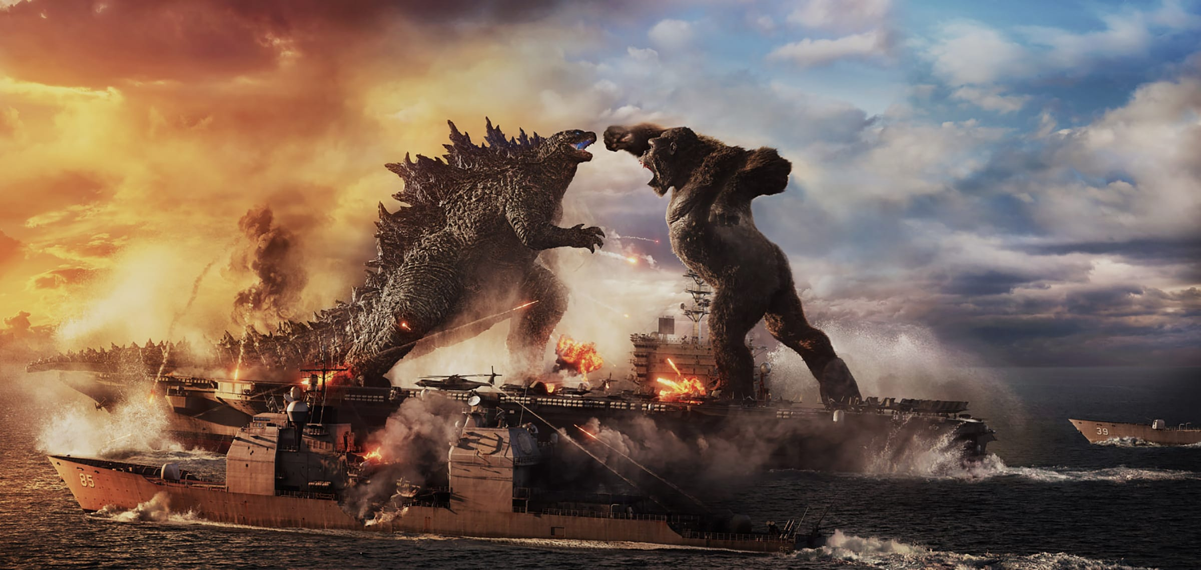 Godzilla vs Kong: analisi del trailer dell'atteso monster movie