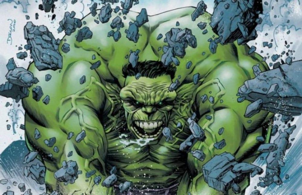 Immortal Hulk:Flatline: le prime tavole dell'albo speciale