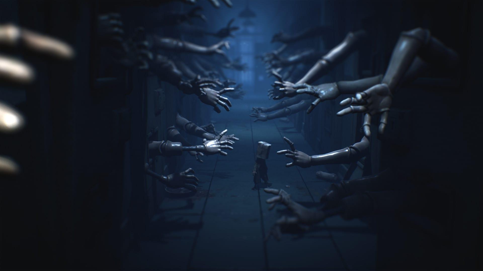 Little Nightmares 2 giochi più attesi 2021