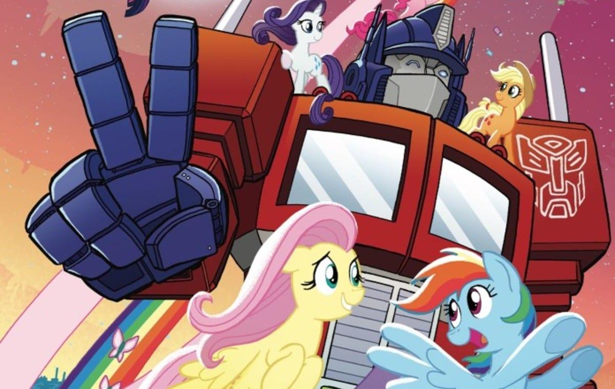 Transformers/My Little Pony: in arrivo il seguito del crossover
