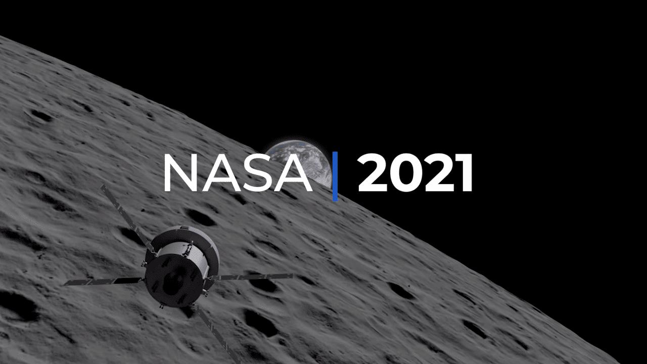 NASA 2021: i programmi dell'agenzia di quest'anno