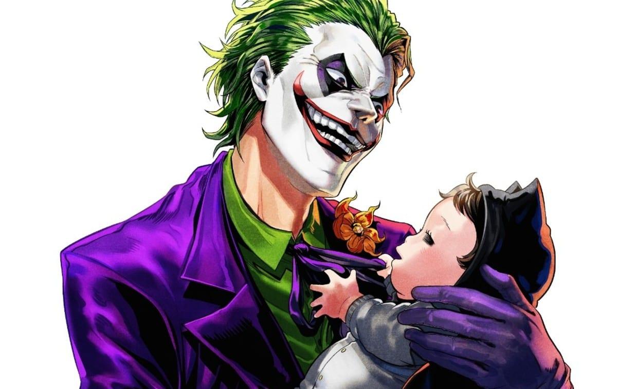 One Operation Joker: le tavole del manga DC ComicseKodansha