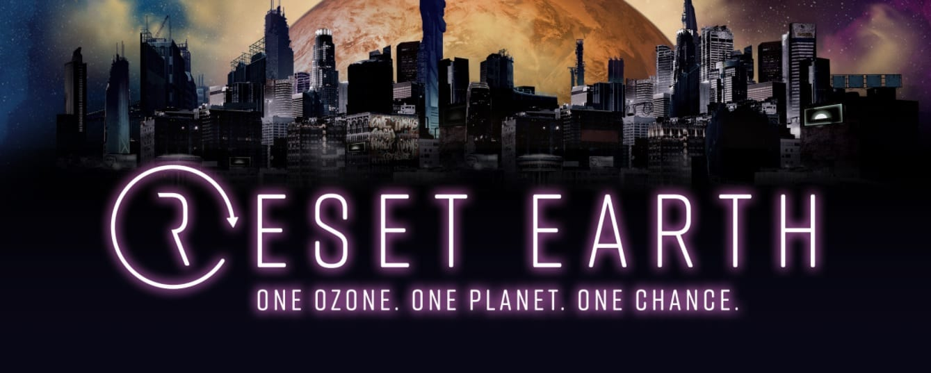 Reset Earth è il nuovo progetto transmediale ecologista delle Nazioni Unite