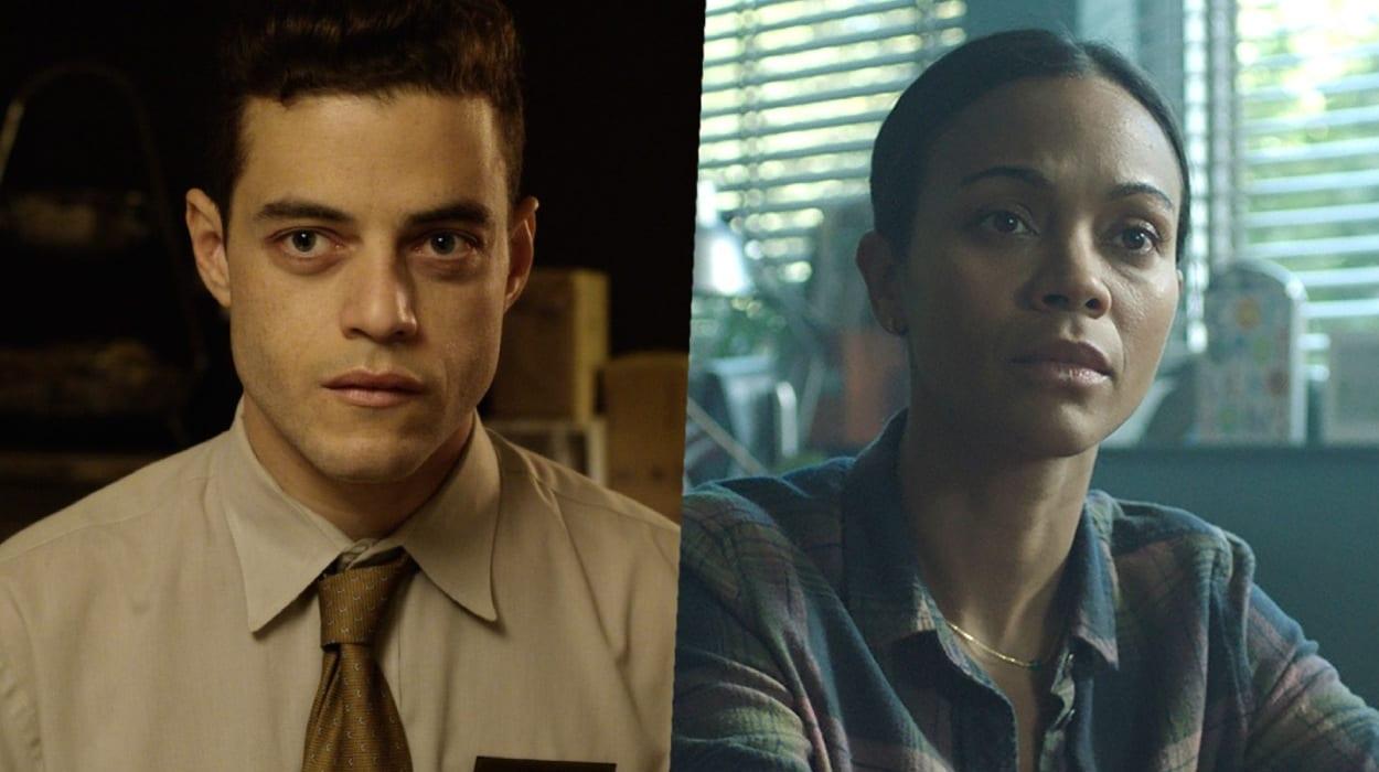 Rami Malek e Zoe Saldana nel film di David O. Russell dal cast stellare