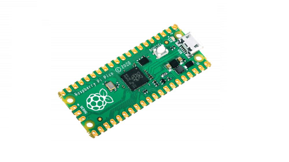 Raspberry Pi Pico, la scheda per controllare robot o luci