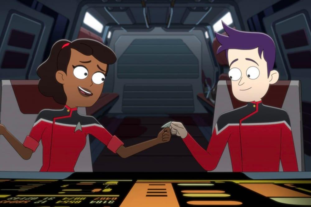 Star Trek: Lower Decks, recensione