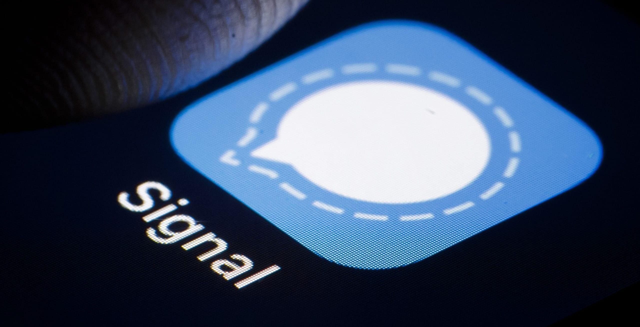 Signal ha smesso di funzionare completamente in Cina