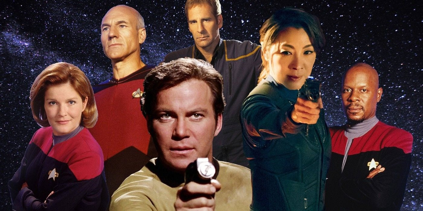 Star Trek raggiunge 800 episodi TV senza alcun segno di volersi fermare