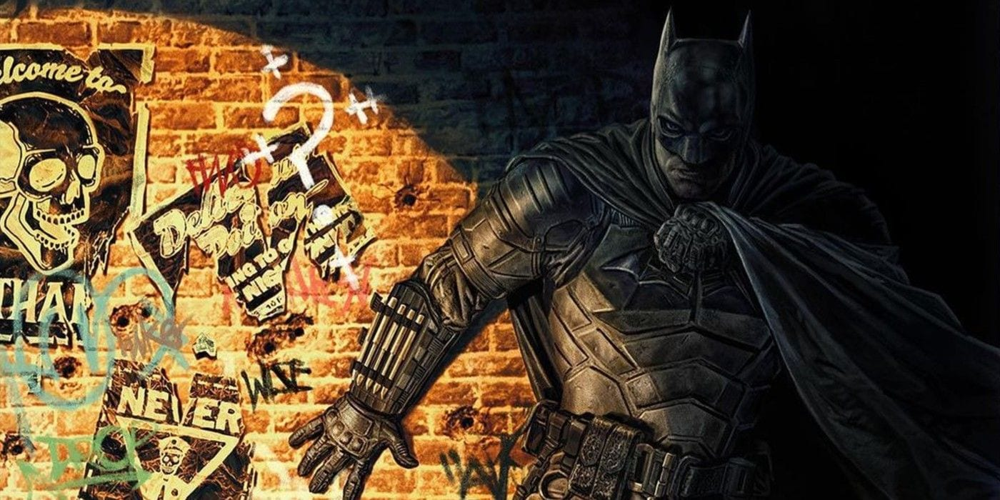The Batman: un poster immaginato dall'artista Lee Bermejo