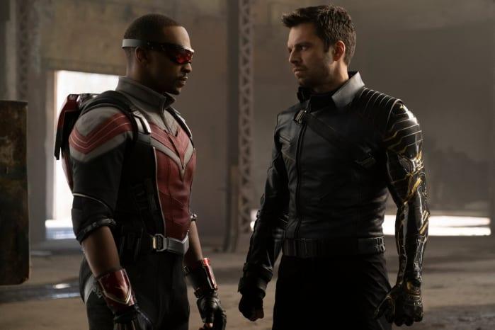 The Falcon and the Winter Soldier serie tv più attese 2021