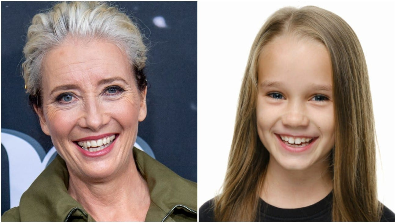 Matilda: trovata la protagonista, Emma Thompson farà Agatha Trinciabue
