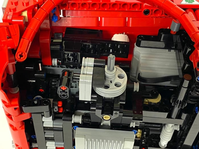 LEGO Alfa Giulia