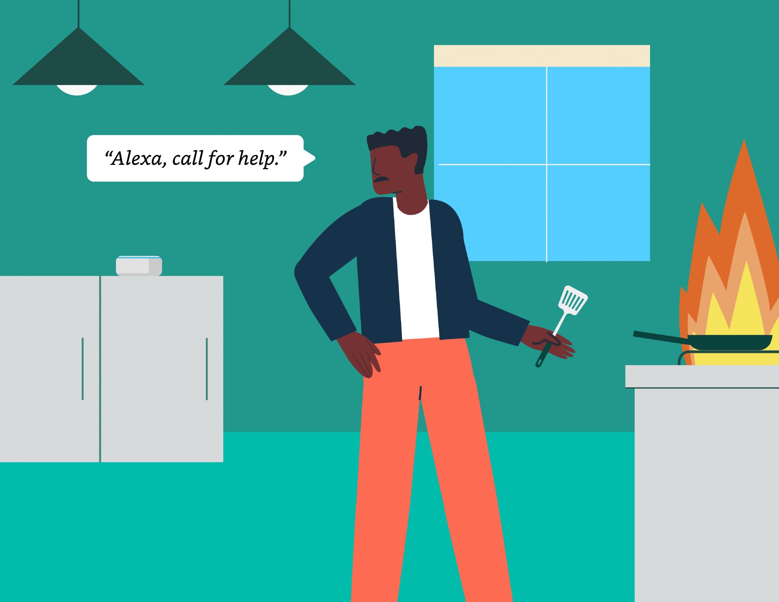 Alexa ora è anche un vero antifurto per la casa con l'opzione Guard Plus